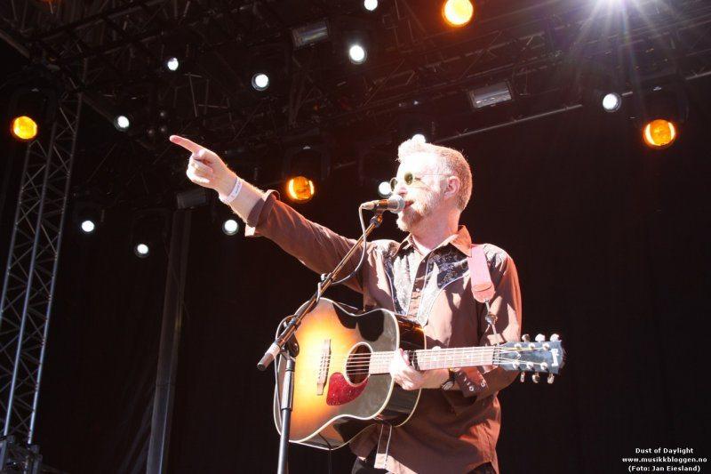 Billy Bragg Bergenfest2014 - 11