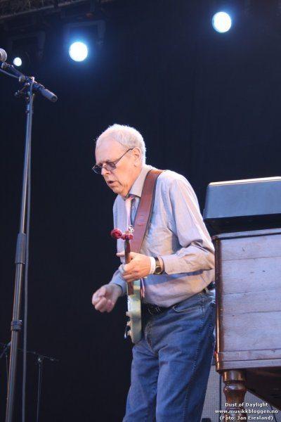 Graham Parker Bergenfest2014 - 04