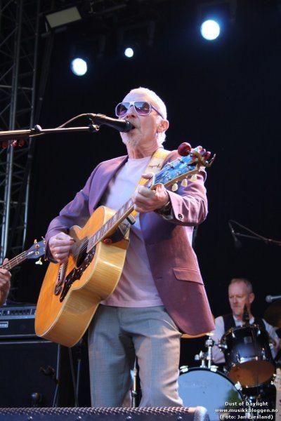 Graham Parker Bergenfest2014 - 08