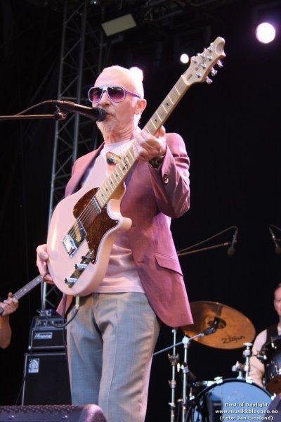 Graham Parker Bergenfest2014 - 21