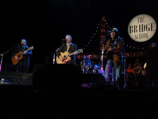 Video: Buffalo Springfield - Bridge School Benefit 2010