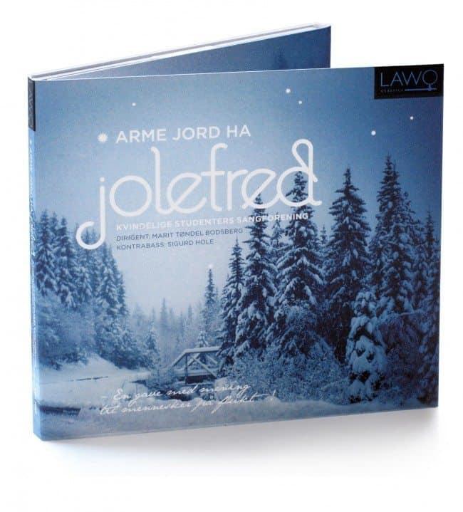 10 juleplater du trenger: 5. Kvindelige Studenters Sangforening – Arme Jord Ha Jolefred