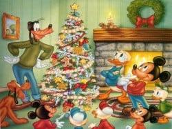 Julesnop: Disney synger julen inn