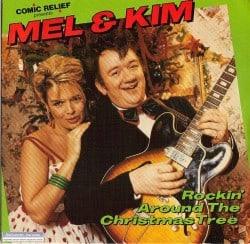 Julesnop: Mel & Kim – Rockin' Around The Christmas Tree