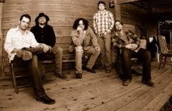 Kevin Welch, nå også som vikargitarist i Reckless Kelly
