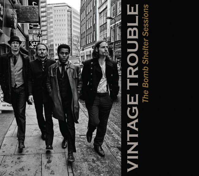 Vintage Trouble Bomb Shelter Sessions