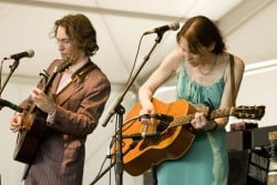 Gillian Welch til Oslo