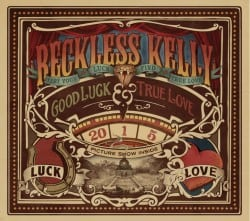 Ny plate fra Reckless Kelly