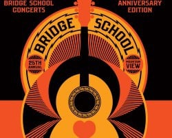 Jubileumsutgivelse fra The Bridge School Benefit