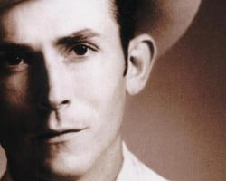 …mens vi venter på The Lost Notebooks of Hank Williams