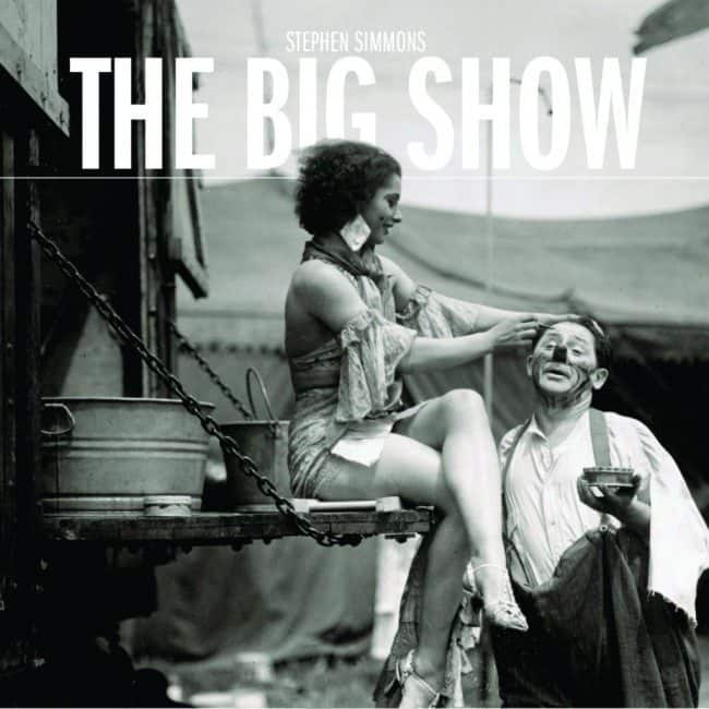 Stephen Simmons - The Big Show