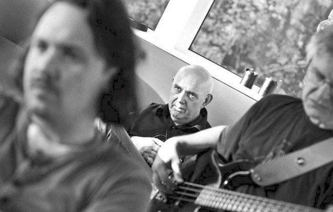 Produsent ORBO, Helge Grønhaug og Erling Hjertnes