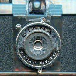 …mens vi venter på Rune Berg; her er «Diana»