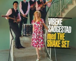 Vibeke Saugestad med The Shake Set