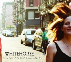 Whitehorse – The Fate Of The World Depends On This Kiss
