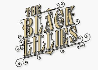 The Black Lillies logo 2