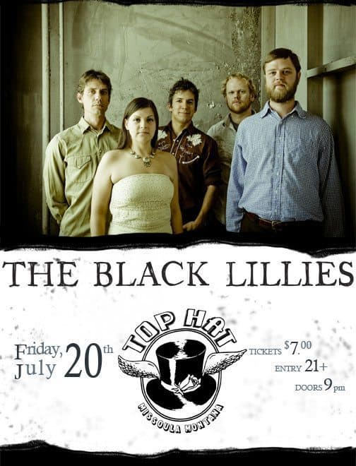 the Black lillies 2