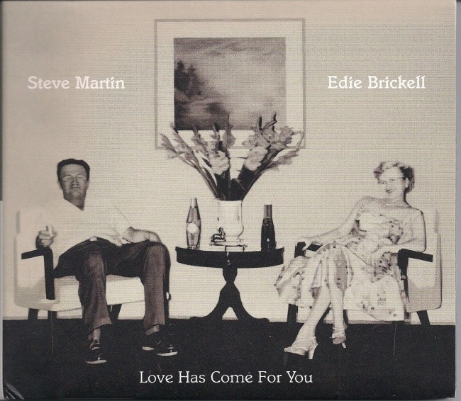 Steve Martin & Edie Brickell - Love Has Come For You.