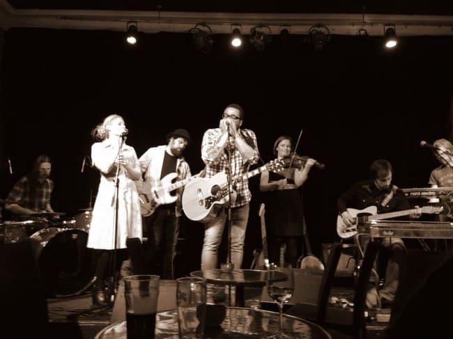 Olav Larsen & The Alabama Rodeo Stars – Bergen 02.05.13