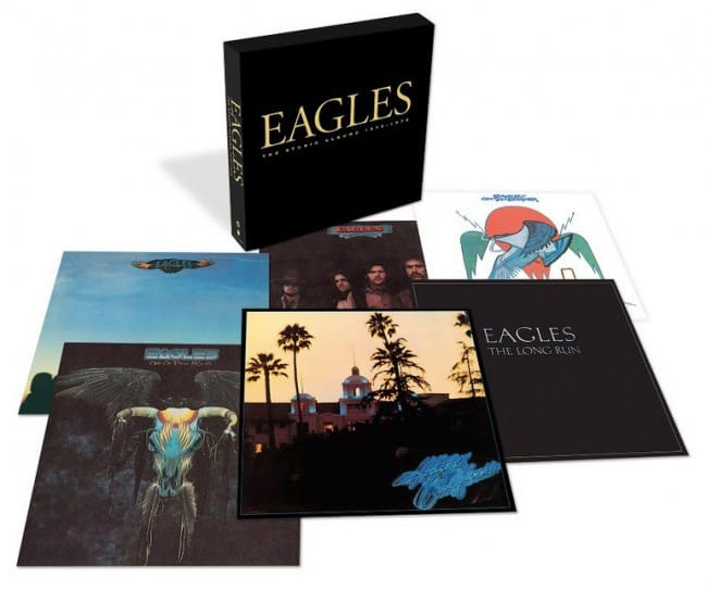 Eagles – The Studio Albums From 1972 – 1979