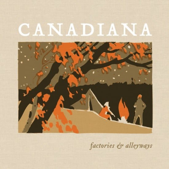 Factories and Alleyways – Canadiana