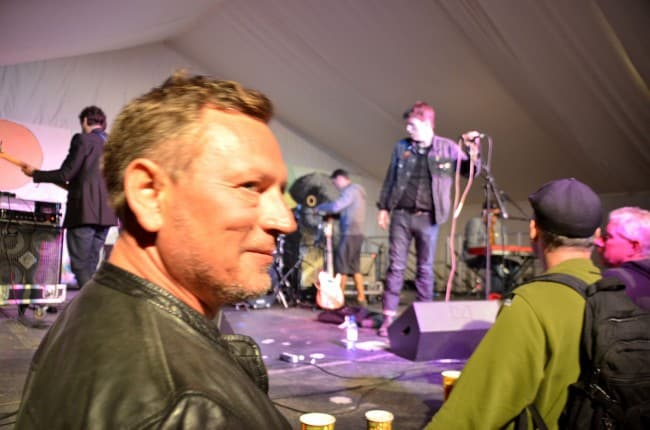 John & Johnny: End Of The Road Festival 2013
