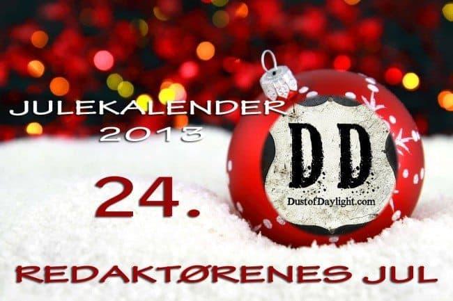 Adventskalender 2013: 24.desember: Redaktørenes Julebord