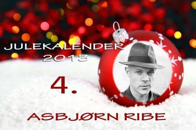 Adventskalender 2013: 4. desember: Asbjørn Ribe