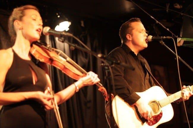 Jason Isbell & Amanda Shires – Buckleys, Oslo – 04.12.2013