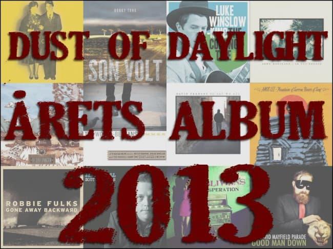 Årets album 2013