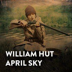 William Hut April Sky cover