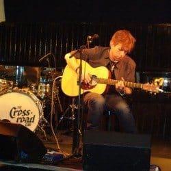 Søndagsvideo: John Murry – Paradise – Live from The Crossroad Club, Oslo – 05.03.2014