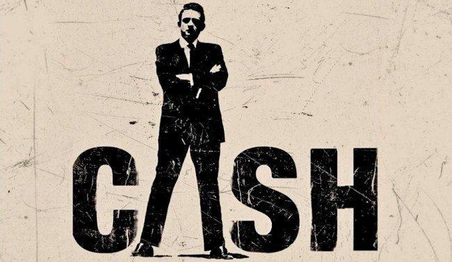 Johnny Cash logo tøff