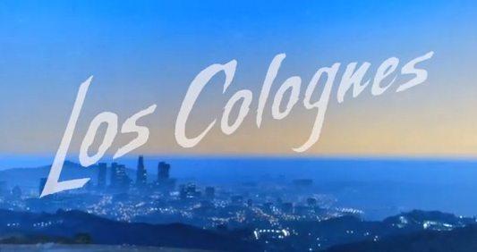Los Colognes logo