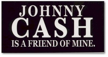 johnny cash friend