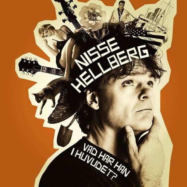 Nisse Hellberg - Vad har han i hovudet