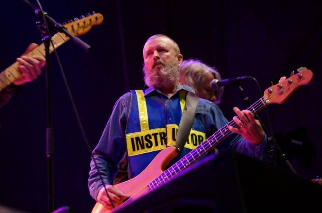 Rainmakers - Sweden Rock6 - Eddie