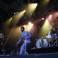Vintage Trouble – Malakoff Rockfestival, 19. juli 2014