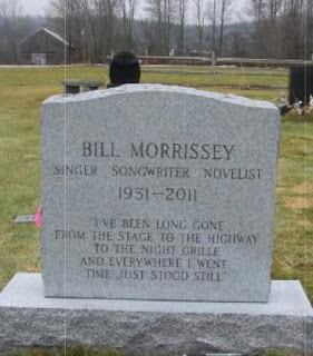 Bill Morrisey Headstone