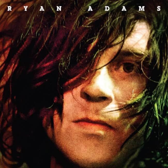 Ryan Adams cover art