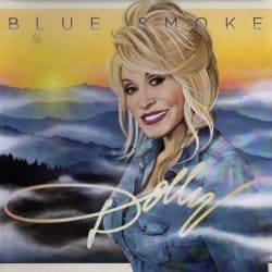 Dolly Parton - Blue Smoke - Front