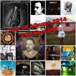 Top 50 Albums of 2014 – Jan Eiesland