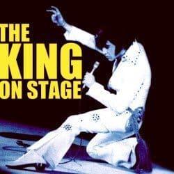 Elvis – helt Konge på scenen!