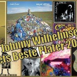 Årets beste plater 2014 – Johnny Wilhelmsen