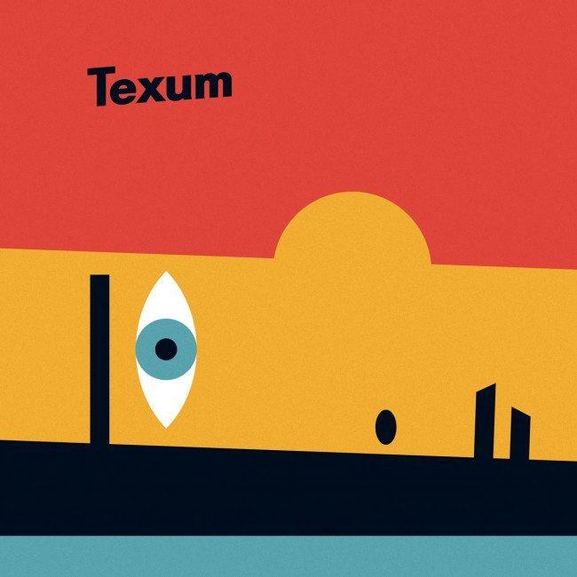 TEXUM album cover Front