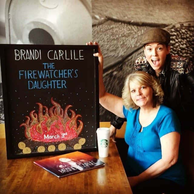 The Firewatcher S Daughter Brandi Carlile: Brandi Carlile – The Firewatcher's Daughter