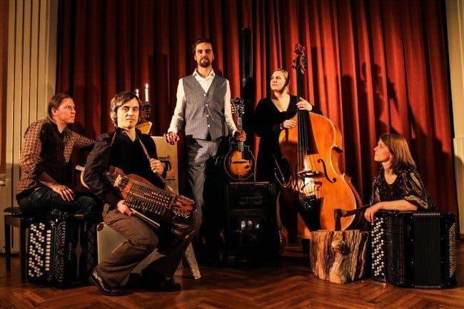 Erik Lukashaugen Band