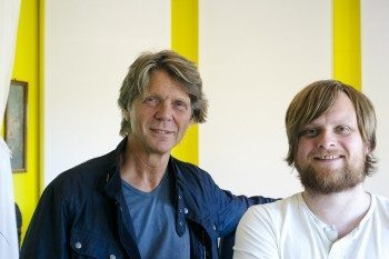 Steinar Ofsdal og Rune Berg