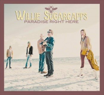 willie sugarcapps paradise art