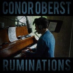 Conor Oberst Ruminations-Front-Cover